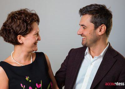 Mihaela si Alex Gavan