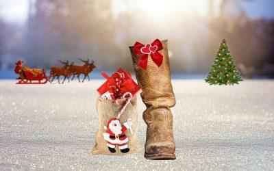 Cadourile puse în ghete se impozitează, cadourile puse sub brad nu
